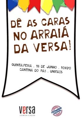 Arraia_Versa
