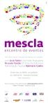 Mescla - Cartaz