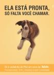Campanha Adote Claudia - Versa Comunicação