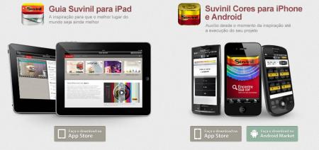 aplicativo suvinil